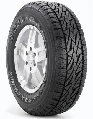 Dueler A/T REVO 2 with Uni-T Tires